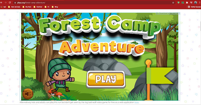 Game Forest Camp Adventure
