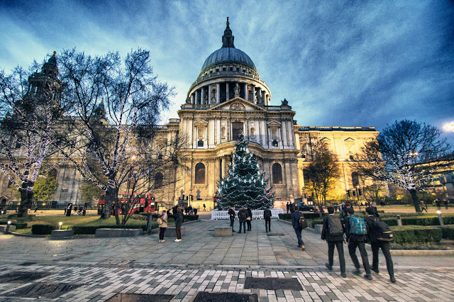 St Paul's Cathedral-Londra