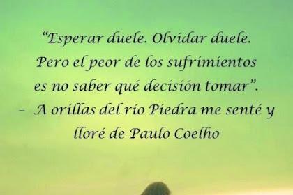 Frases Amor Paulo Coelho Cortas