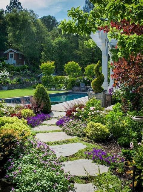 Garden Paths A Striking Device