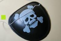 vorne: German Trendseller® - 12 x Piraten Augenklappen Pirat ★ NEU ★ ┃ Schatzsuche ┃ Kindergeburtstags ┃ Mitgebsel ┃ 12 Stück
