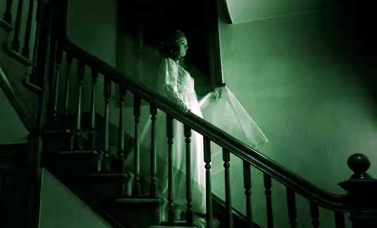 hantu hijau