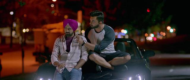 Manje Bistre 2 (2019) Punjabi 720p HDRip