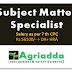 Recruitment of  SMS (Agro-meteorology)   Navsari Agricultural University