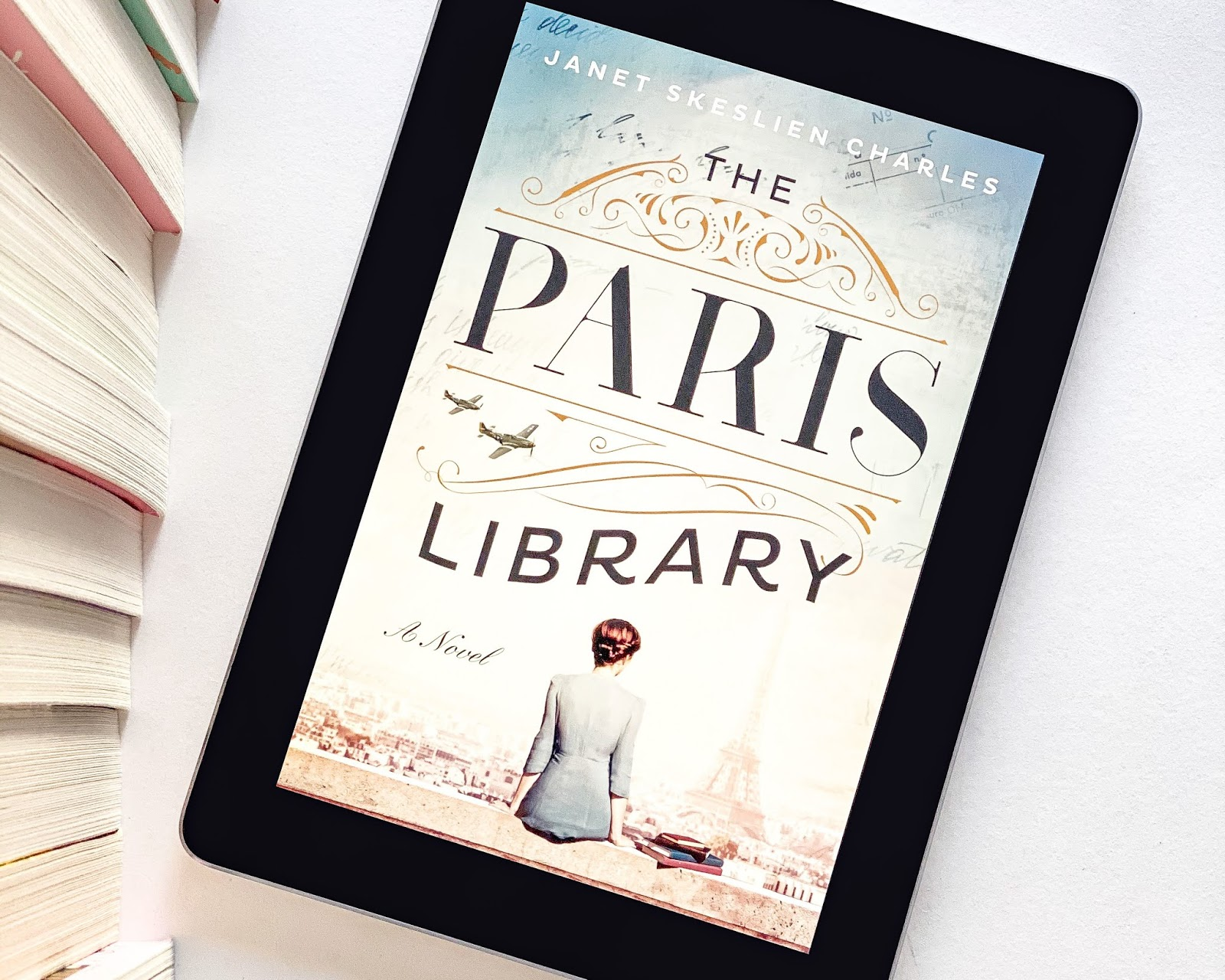 The Paris Library - Book Review
