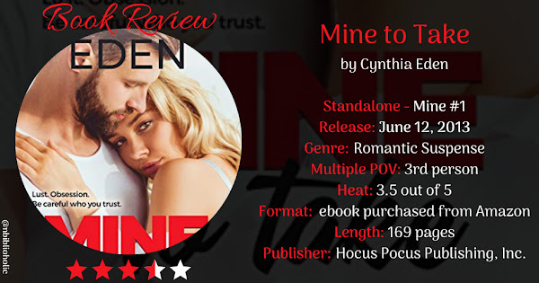 Mine to Take by Cynthia Eden