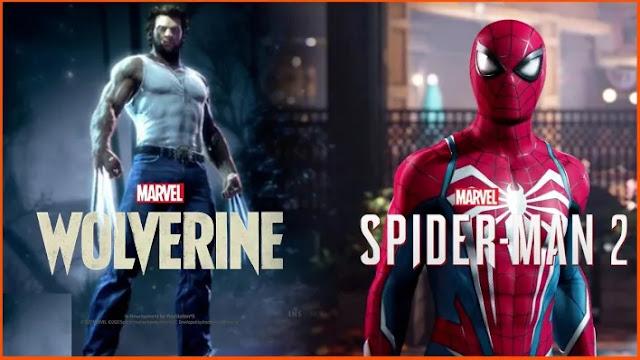 هل ستتوفر لعبة Spider Man 2 و Marvel Wolverine عبر جهاز PS4 ؟ أستوديو Insomniac يحسم الجدل نهائيا