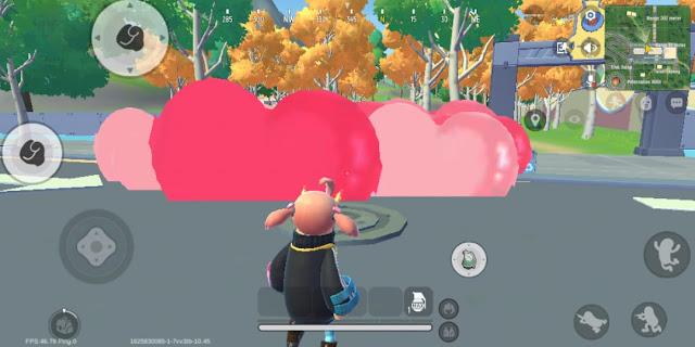 Love Cloud Bomb