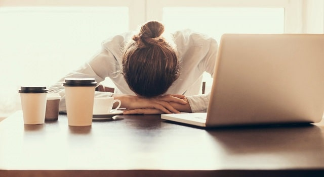 how to cope with stress running startup anxiety business owner