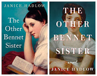 Book covers: The Other Bennet Sister by Janice Hadlow
