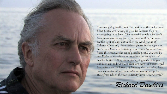 Richard Dawkins quote