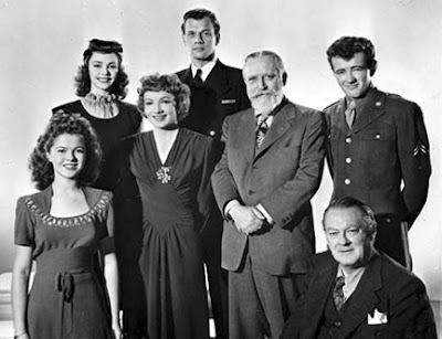 Cast of Since You Went Away (1944)