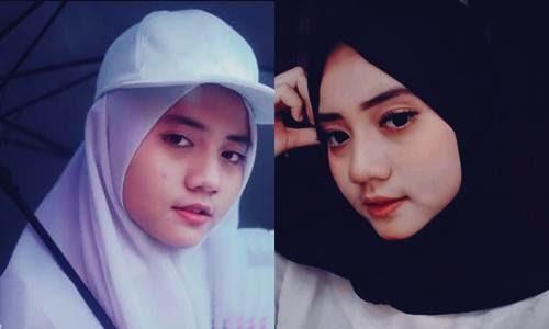 Foto, Berita, Profil dan Info Biodata Cheryll Si Youtuber Cantik Berhijab, Member Putih Abu-Abu - www.heru.my.id
