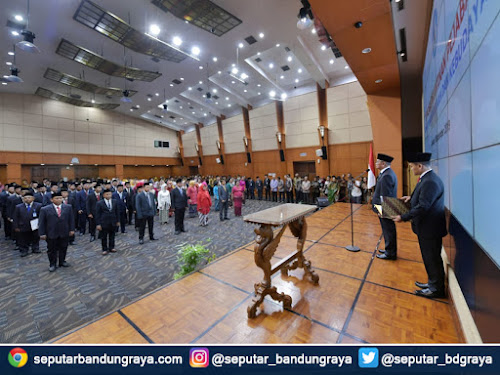 Pejabat baru Kemdikbud 2019