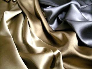 Kain Sutra merupakan bahan kain untuk membuat gorden minimalis