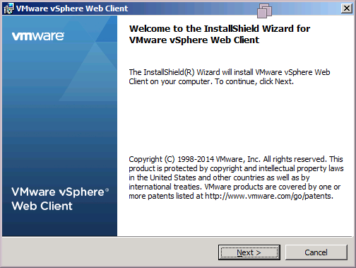 VMware vCenter 5 5 0 Installation - Step-by-Step Guide