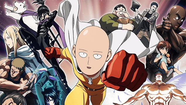 Ver One Punch Man Online