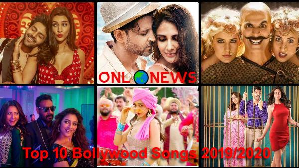 Top 10 Bollywood Songs 2020