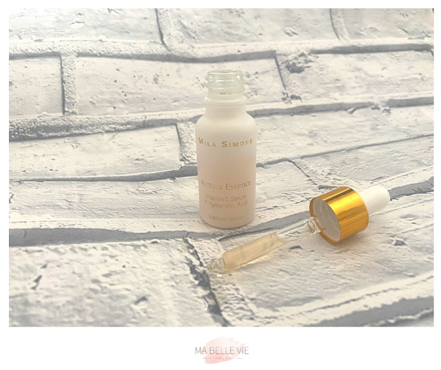 Beauty Products, Beauty, Skincare, Mila Simone, Vitamin C Serum