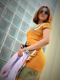 Big butt girl Nan Htaik Htar San - Burmese Actress and
