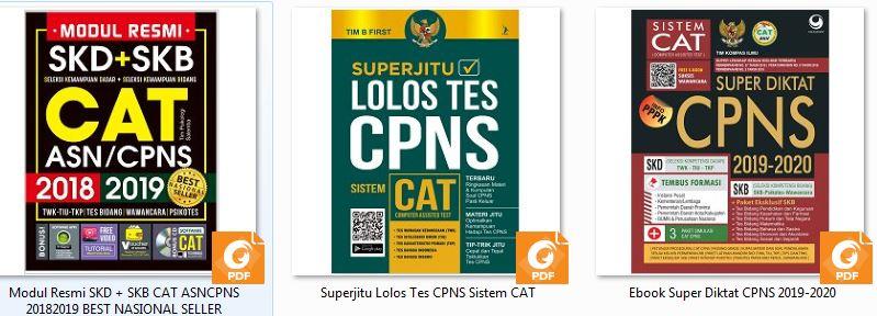 7 Ebook Cpns Pdf Terbaru 2019 Offline Download Gratis