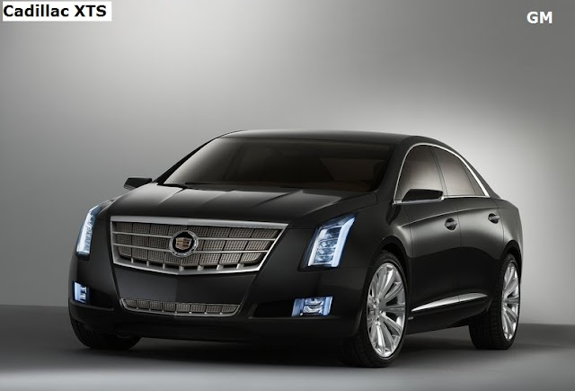 Cadillac XTS test drive and review