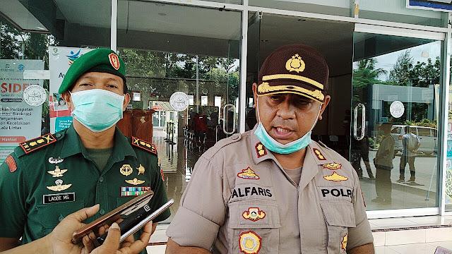Kapolres Maluku Tenggara AKBP Alfaris Pattiwael. S.Ik