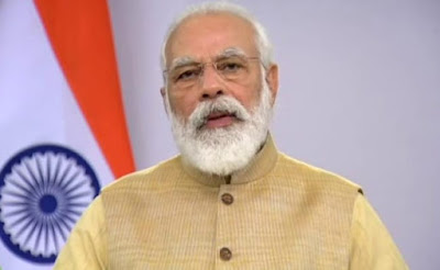 """India Got $20 Billion During Lockdown"""": PM's Investment Pitch To US"""