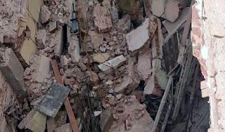 ठाणे में इमारत ढहने के मामले में चार लोगों के खिलाफ प्राथमिकी दर्ज   #NayaSaberaNetwork