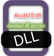Acutil15.dll download for windows 7, 10, 8.1, xp, vista, 32bit