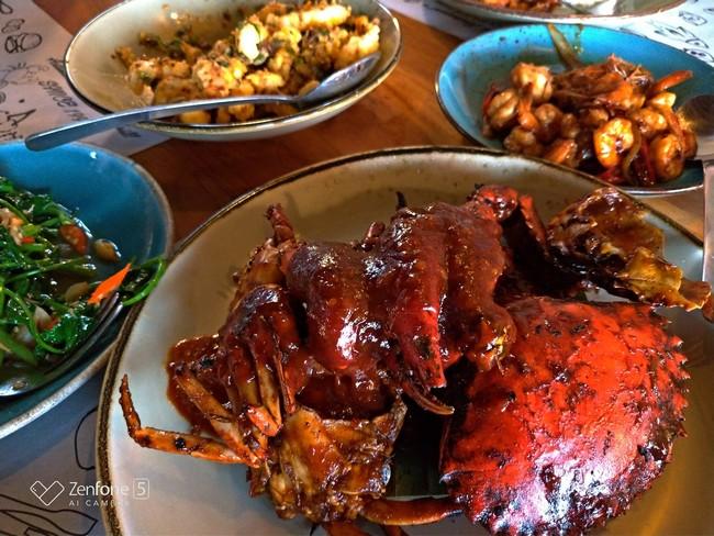 Kuliner Seafood Restoran Artomoro Labuan Bajo
