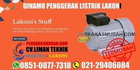 harga dinamo lakoni, dinamo lakoni 1/2 hp, dinamo penggerak listrik lakoni, dinamo lakoni solid 0.375 M