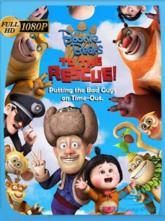 Boonie Bears: To the Rescue (2019) HD [1080p] Latino [GoogleDrive] SilvestreHD
