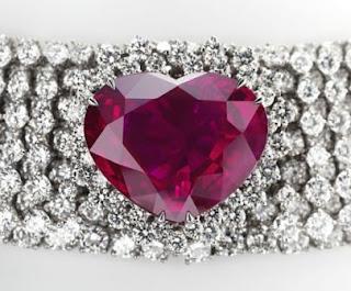 "4. The ""Heart of the Kingdom"" - $ 14 Juta"