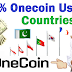ONECOIN USE IN ALL WORLD