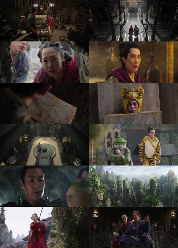 Monster Hunt 2 2018 ORG Chinese