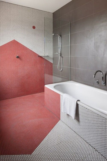 originalni dlazba koupelna