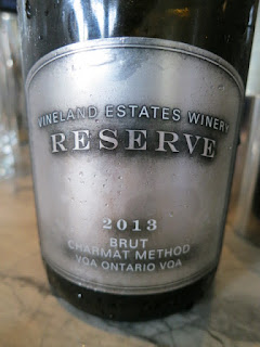 Vineland Estates Brut Reserve 2013 (90 pts)