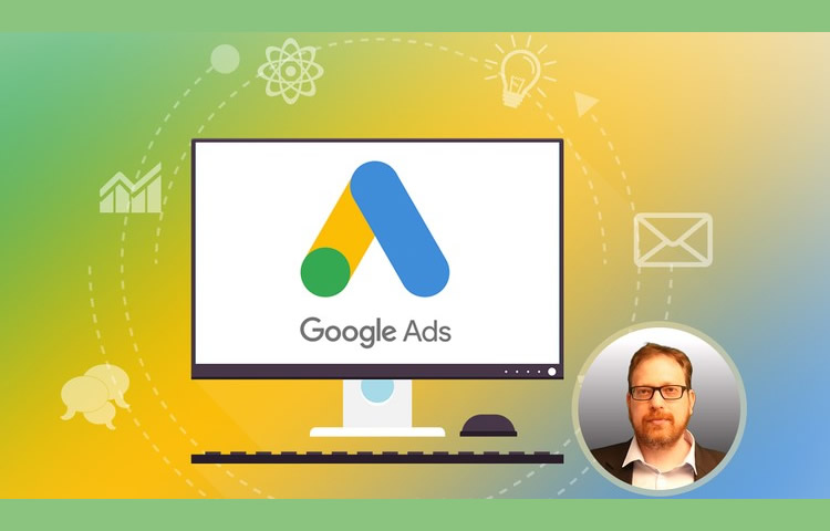 Google Adwords PPC Success - Google Pay Per Click Ads Udemy course