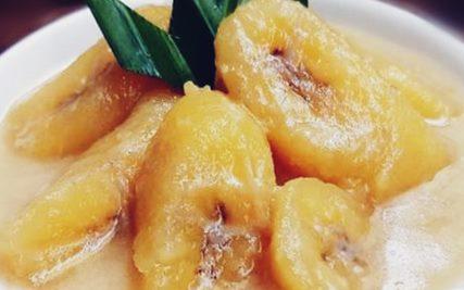 Image foto membuat kolak pisang spesial manis dan menyegarkan