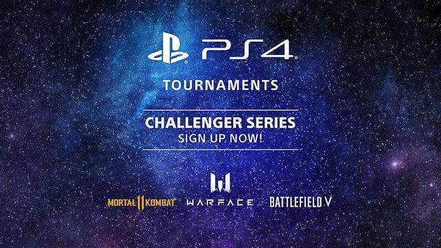 PS4 Tournaments: Λάβετε μέρος στο επίσημο Τουρνουά της Sony από το σπίτι σας!!