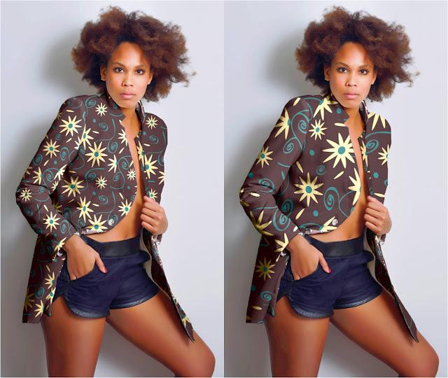 Vintage-wild-flowers-pattern-design-on-blazer