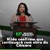 NILDA CONFIRMA QUE CONTINUARÁ OBRA DA CÂMARA DE JUAZEIRINHO