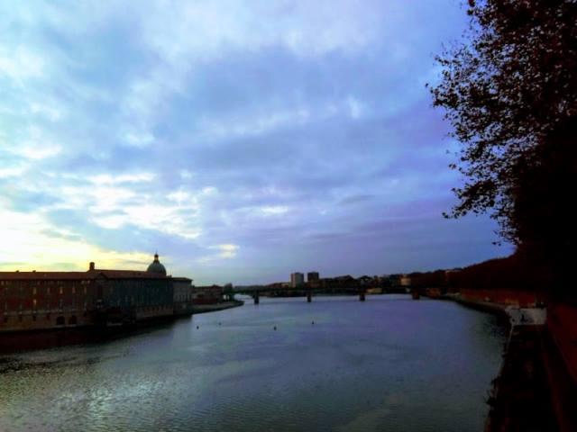 Toulouse no outono