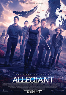 Trailers The Divergent Series: Allegiant - Part 1