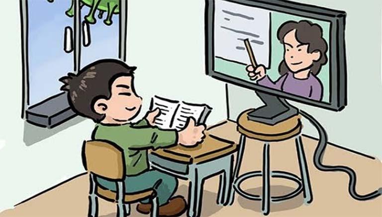 Akhirnya Kegiatan Belajar Di Rumah Tunjukkan Angka Yang Positif