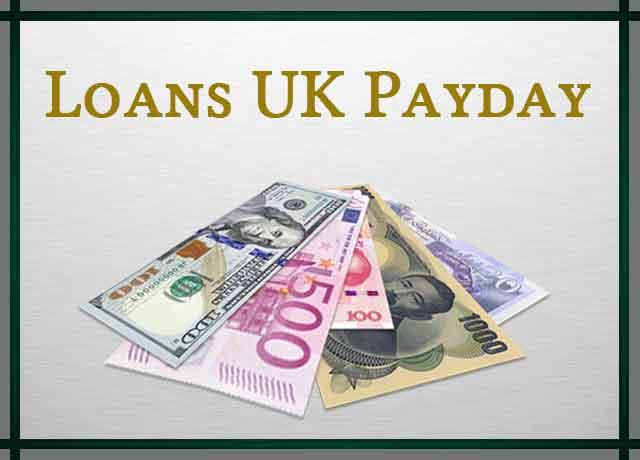 Loans UK Payday