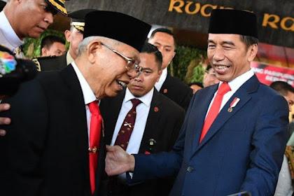Asyari Usman: Kenapa Banyak yang Mual Mendengar Pelantikan Jokowi?