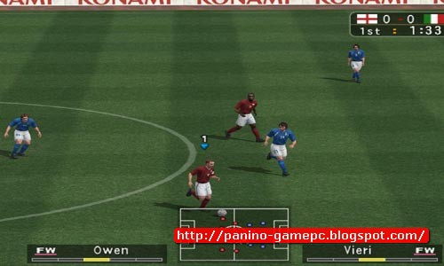 Download Pes 2004 Full Game 617 MB mediafire