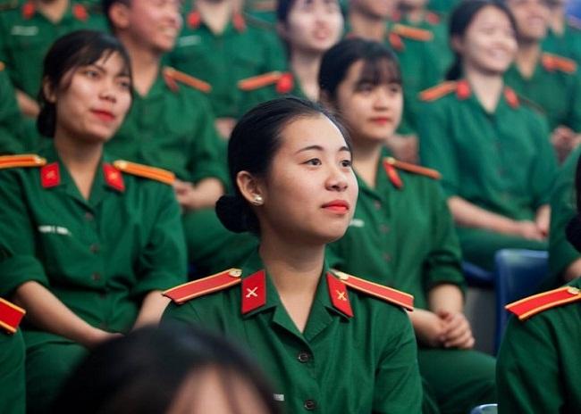Trường quân đội có tỷ lệ 1 'chọi' 100